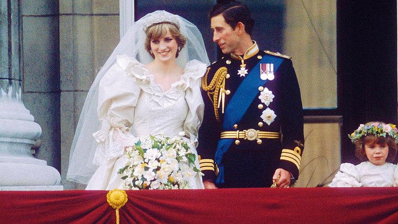 ślub księżna Diana i książę Karol