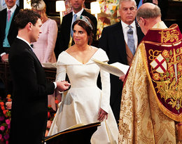 ślub księżniczki Eugenii, ceremonia