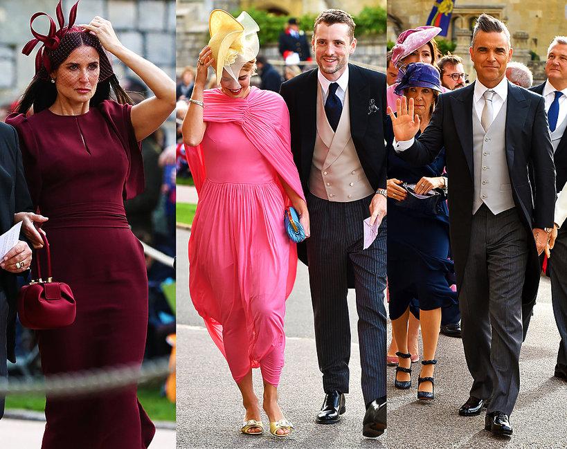 Ślub księżniczki Eugenii goście