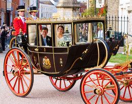 Ślub księżniczki Eugenii i Jacka Brooksbanka już za nami. Zobacz, co się działo!