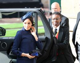 Ślub księżniczki Eugenii, księżna Meghan Markle