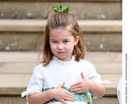 Ślub Księżniczki Eugenii, księżniczka Charlotte
