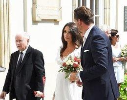 ślub Marty Kaczyńskiej, lipiec 2018