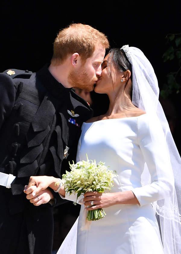 Ślub Meghan i Harry'ego, kiedy był naprawdę