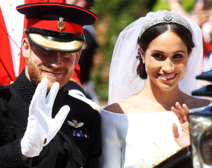 Ślub Meghan i Harry'ego, prawdziwa data