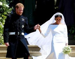 Suknia ślubna Meghan Markle to plagiat?