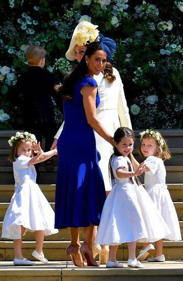 Ślub Meghan Markle i księcia Harry'ego: dzieci, druhny księżniczka Charlotte, książę George