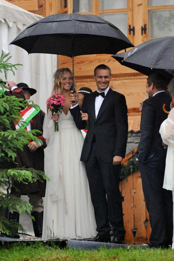 Ślub Michała Żebrowskiego, zdjęcia