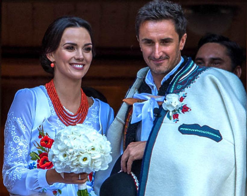 ślub Paulina Krupińska i Sebastian Karpiel-Bułecka