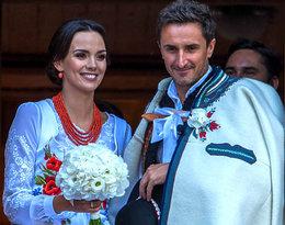Tak wyglądał ślub Pauliny Krupińskiej i Sebastiana Karpiela-Bułecki! Kreacje młodych robią wrażenie!