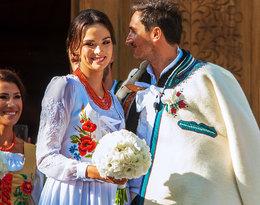 Wiemy, jak wyglądało wesele Pauliny Krupińskiej i Sebastiana Karpiela-Bułecki!