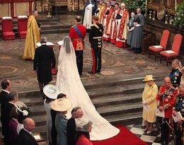 Ślub w brytyjskiej rodzinie królewskiej, ślub Kate i Williama, ślub księżnej Kate
