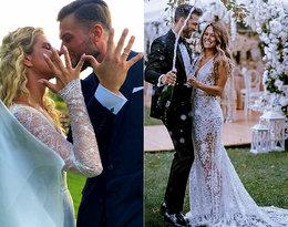 Śluby w tajemnicy, rocznice... Zobaczcie, czym żył światshow-biznesuw sierpniu!