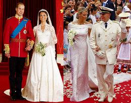 Przypominamy najbardziej spektakularne królewskie śluby w historii!