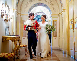Ach, co to był za ślub! Hiszpańskiksiążę Fernando i Sofia Palazuello są już małżeństwem!