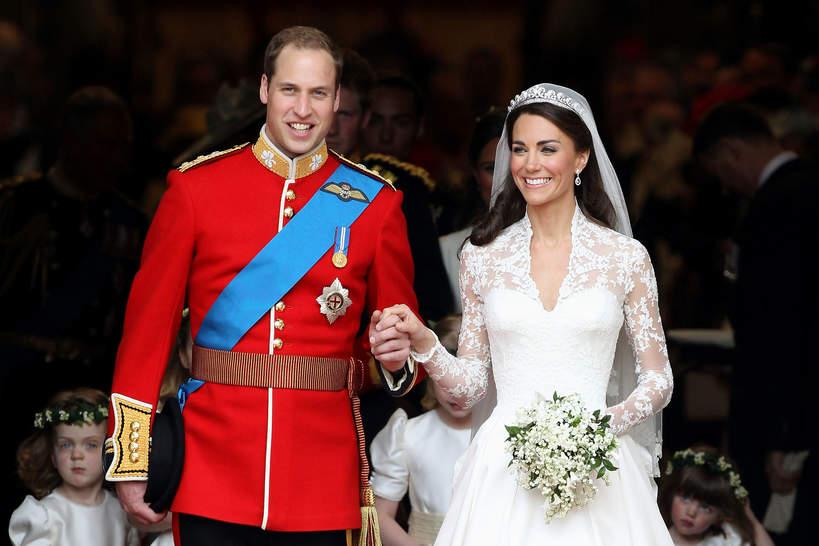 Śluby w rodzinie Windsorów