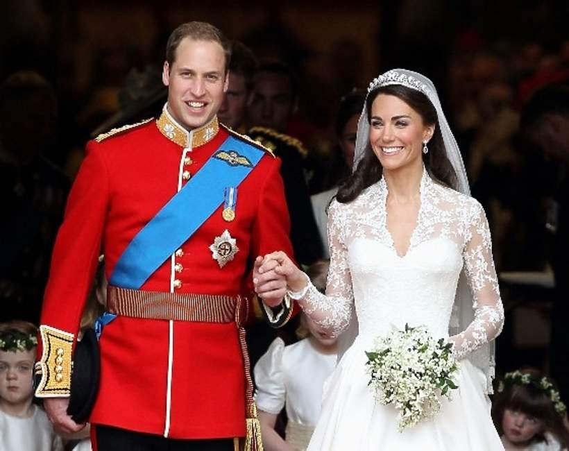 śluby Windsorów
