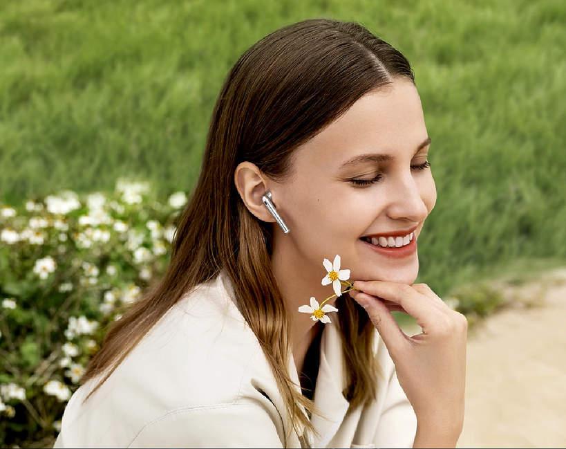 Słuchawki Huawei Free Buds 4