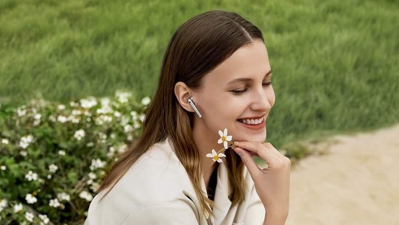 Słuchawki Huawei FreeBuds 4