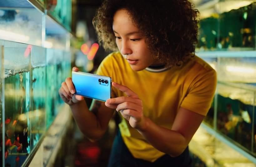 Smartfony Oppo - wybór dla kreatywnych