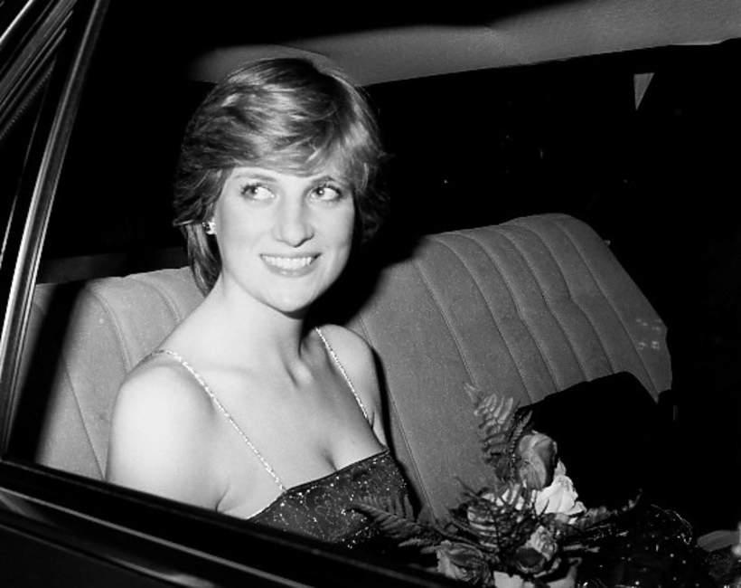 śmierć księżnej Diany wypadek