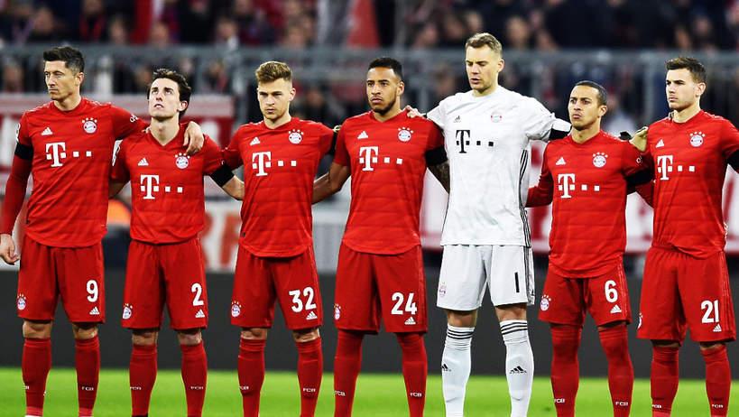 Śmierć podczas meczu Bayernu