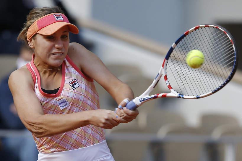 Sofia Kenin, finał French Open