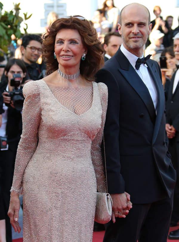 Sophia Loren, Edoard Ponti