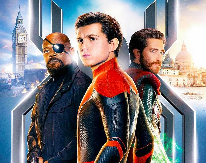 Spider-Man: Daleko od domu plakat