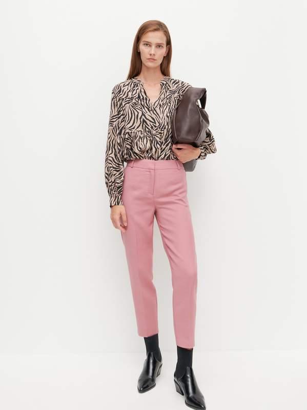 Spodnie garniturowe reserved