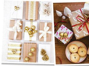 Sposoby na pakowanie prezentów