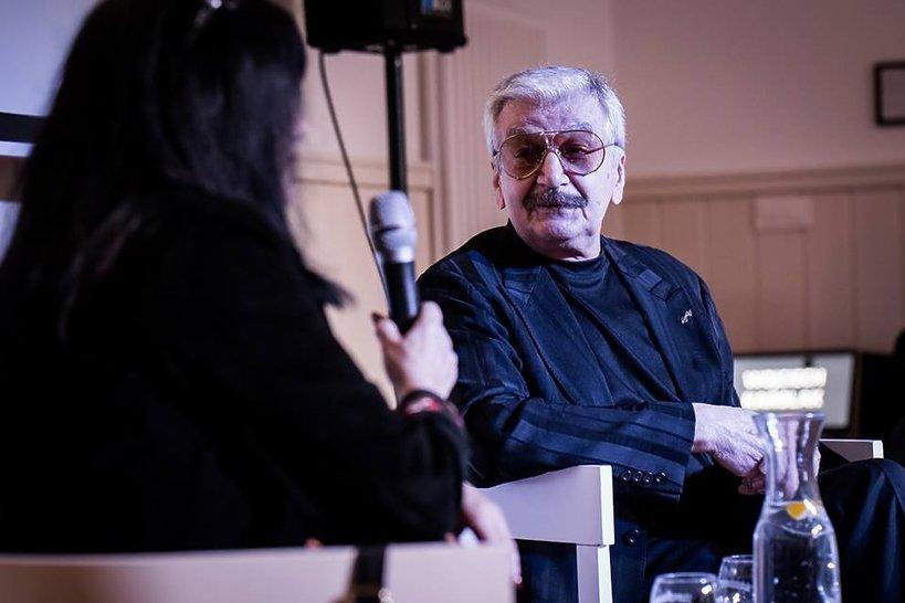 Spotkanie Autorskie, Maria Czubaszek, ksiażka o Marii Czubaszek, Krystyna Pytlakowska, Wojciech karolak