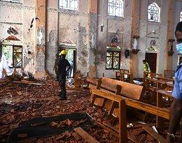 Sri Lanka: zamachy w kościołach i hotelach