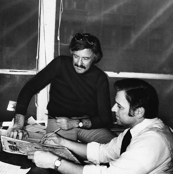 Stan Lee, współtwórca Marvela
