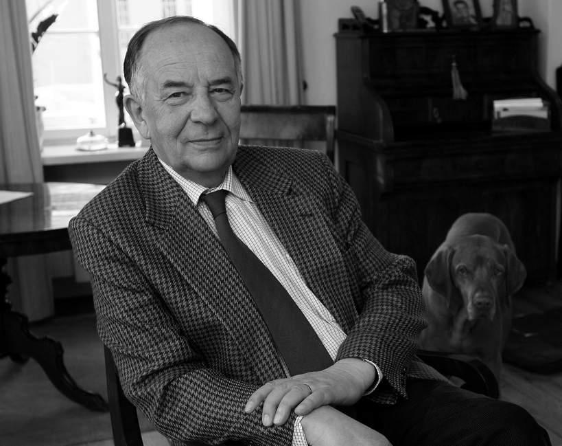 Stanisław Czartoryski nie żyje, ojciec Anny Czartoryskiej