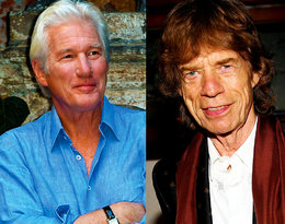 Tarantino, Gere, Jagger... Ci gwiazdorzy późno zostali ojcami!