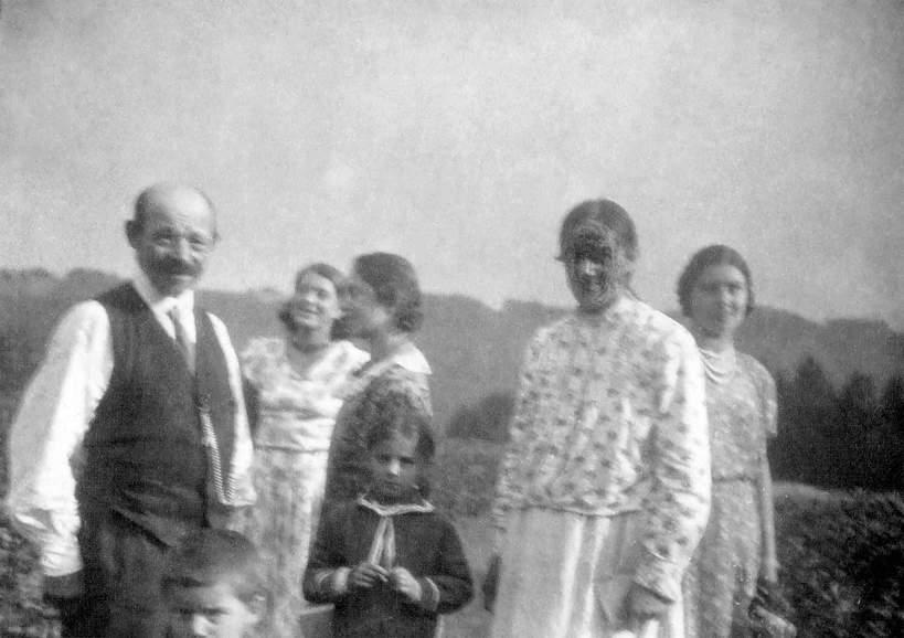 Stefania i Jan Buchalowie, malzenstwo ktore w czasie wojny ukrywalo Romana Polanskiego