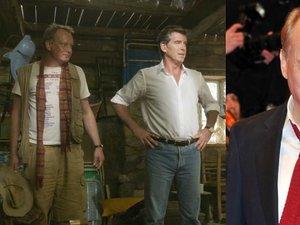 """Stellan Skarsgard, jako Bill w filmie """"Mamma Mia"""""""