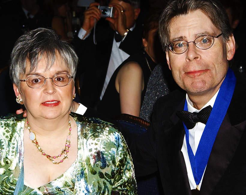 Stephen i Tabitha King: historia miłości