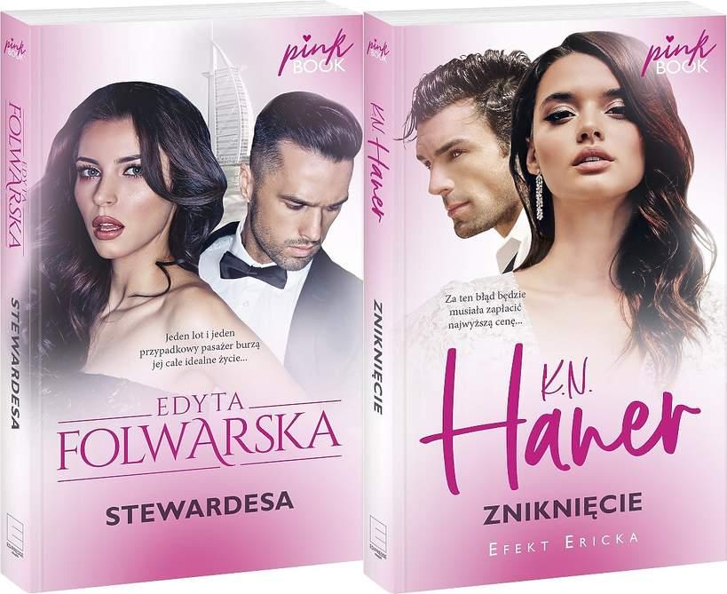 Stewardesa, Zniknięcie książki PinkBook