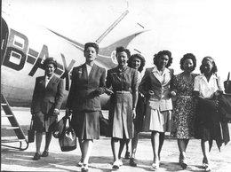 Stewardesy Air France
