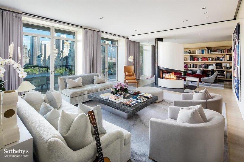 Sting, dom Stinga, luksusowy apartament Stinga sprzedany