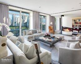 Jak mieszkał Anglik w Nowym Jorku? Zobacz luksusowe wnętrza apartamentu Stinga z widokiem na Central Park!