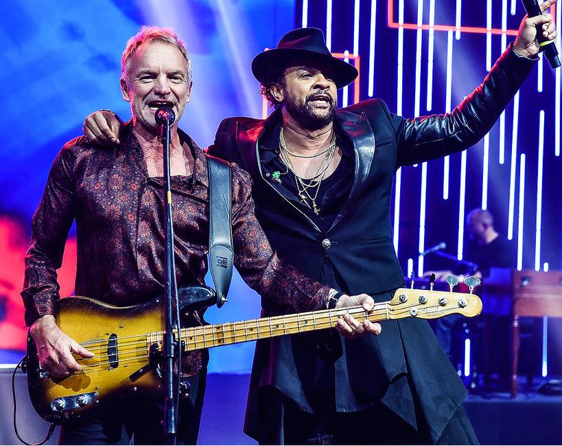 Sting i Shaggy, VIVA PHOTO AWARDS 2018