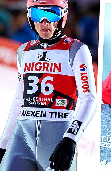 Stoch, Kot, Żyła - skoczkowie narciarscy