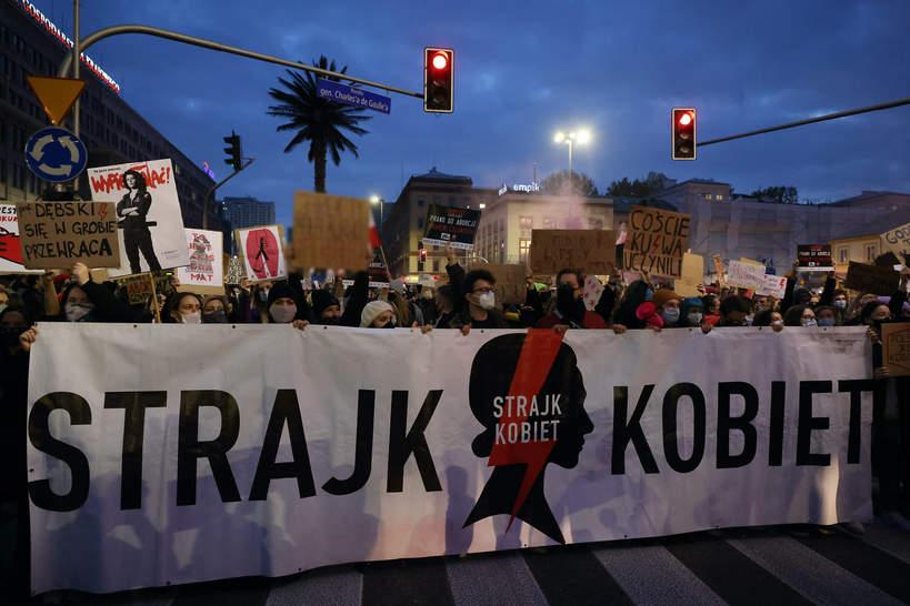 Strajk Kobiet, 26.10.2020