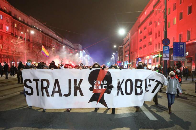 Strajk Kobiet 27.01.2021