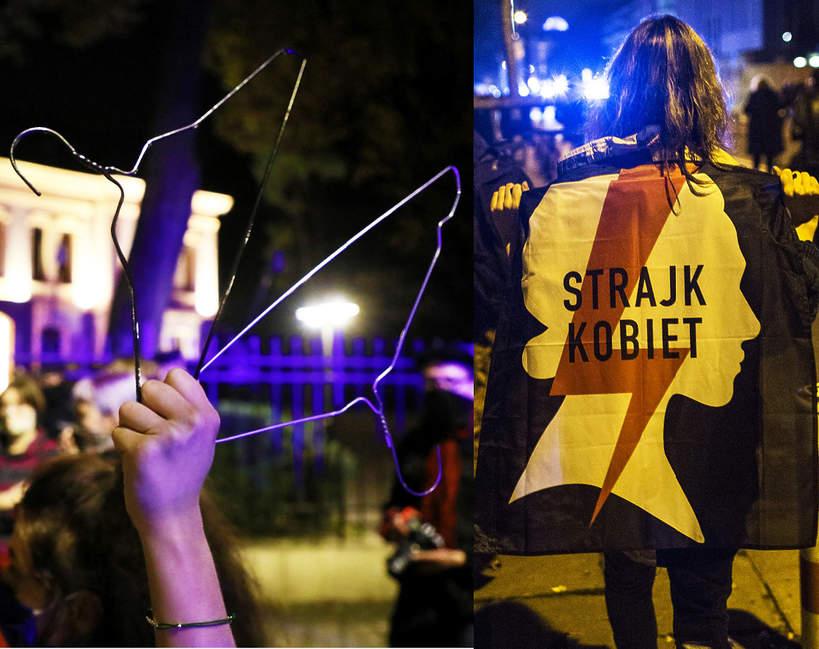 Strajk Kobiet, październik 2020