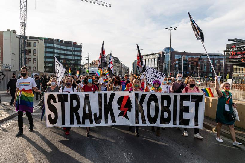 Strajk Kobiet, Wrocław