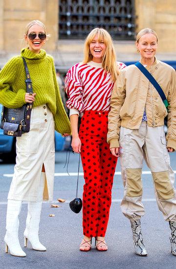 street style Paris Fashion Week SS 2020